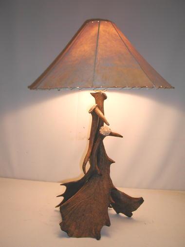 Antler Table Lamps Antler Shed Inc